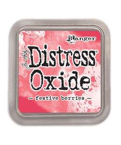 Ranger Distress Oxide Tim Holtz Festive Berries