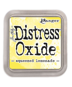 Ranger Distress Oxide Tim Holtz Sqeezed Lemonade