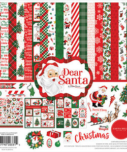 Carta Bella Dear Santa 12x12 inch Coll. kit