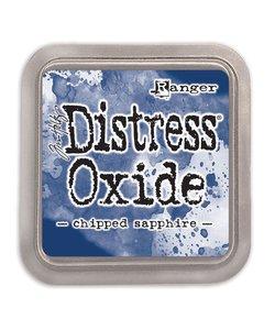 Ranger Distress Oxide Tim Holtz Chipped Sapphire
