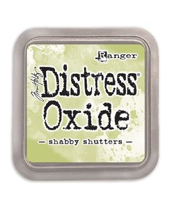 Ranger Distress Oxide Tim Holtz Shabby Shutters