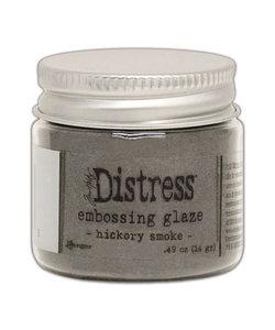Ranger Distress Embossing Glaze Hickory Smoke