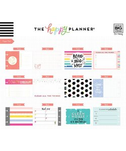 Happy Planner Multi Accessory Pack Household
