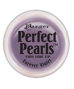 Perfect Pearls Pigment Powder Forever Violet