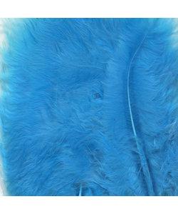 Veren Marabou Turquoise 8,5-12,5cm 15st
