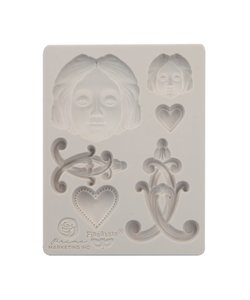 Prima Marketing mould 3,5 x 4,5 inch. Anabelle