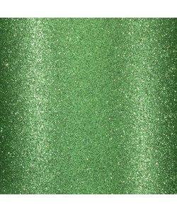 Glitterpapier zelfklevend 30.5x30.5 Groen