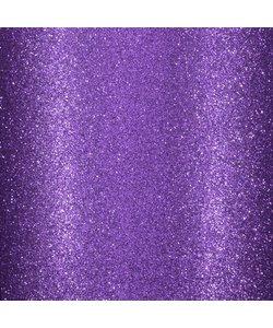 Glitterpapier zelfklevend 30.5x30.5 Paars