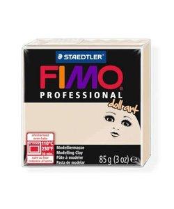 Fimo Professional Doll Art Boetseerklei 85g Beige