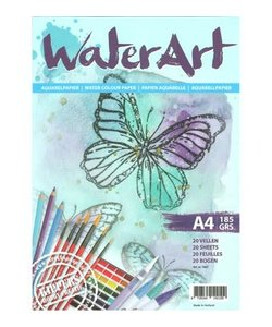 Kippers WaterArt Aquarel Papier A4 185g
