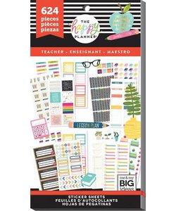 Happy Planner Sticker Value Pack Teacher