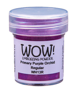 Wow Embossing poeder Primary Purple Orchid Regular