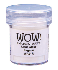 Wow Embossing poeder Clear Gloss