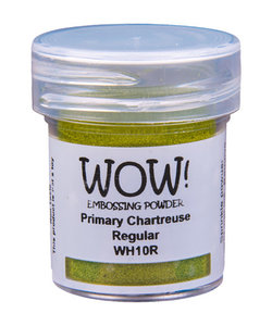 Wow Embossing poeder Primary Chartreuse