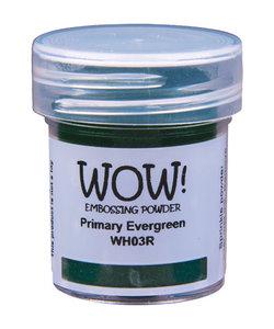 Wow Embossing poeder Primary Evergreen