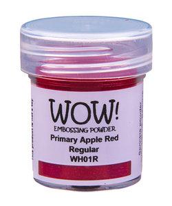 Wow Embossing Powder Primary Apple Red Regular 15ml