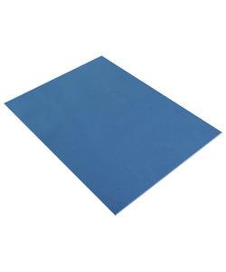 Crepla/Foam plaat 3mm donkerblauw 30x40cm