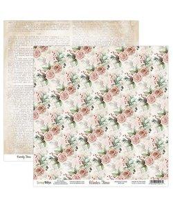 ScrapBoys Achtergrond Papier Winter Time 30,5x30,5cm  nr. 04