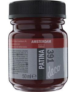 Amsterdam Patina 50ml Antiekrood 391