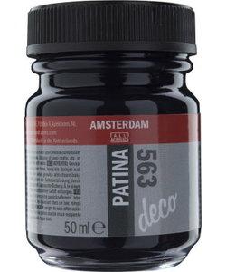 Amsterdam Patina 50ml Antiekblauw 563