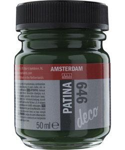 Amsterdam Patina 50ml Antiekgroen 646