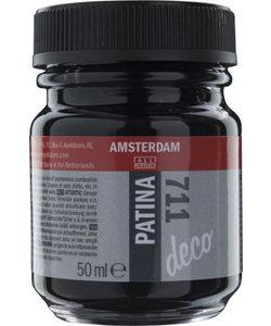Amsterdam Patina 50ml Antiekzwart 711