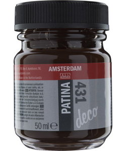 Amsterdam Patina 50ml Antiekbruin 431