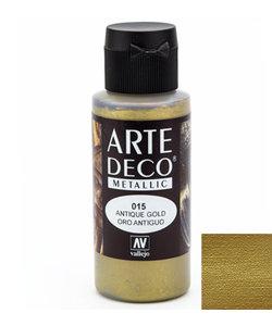 Arte Deco Acrylverf Metallic 60ml Antique Gold