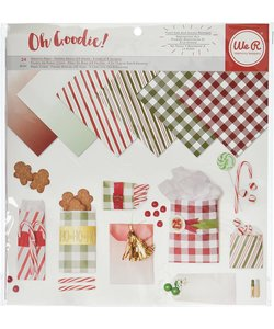 We R Memory Keepers Oh Goodie 12x12 Holiday Basics
