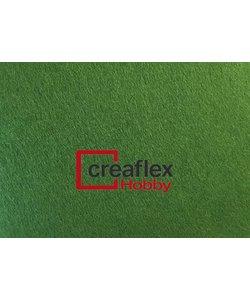 Truefelt Wolvilt Donker Groen 20x30cm