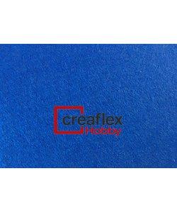 Truefelt Wolvilt Koningsblauw 20x30cm