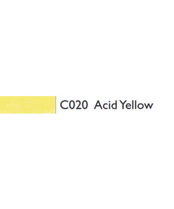 Derwent Coloursoft Potlood C020 Acid Yellow