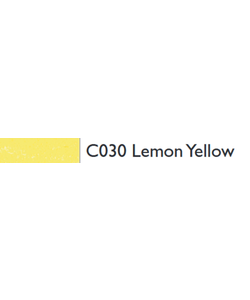 Derwent Coloursoft Potlood C030 Lemon Yellow
