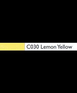 Derwent Coloursoft Potlood C030 Lemon Yellow