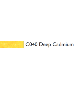 Derwent Coloursoft Potlood C040 Deep Cadmium