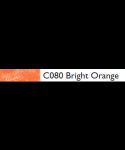 Derwent Coloursoft Potlood C080 Bright Orange