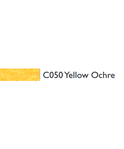 Derwent Coloursoft Potlood C050 Yellow Ochre