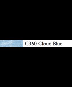 Derwent Coloursoft Potlood C360 Cloud Blue