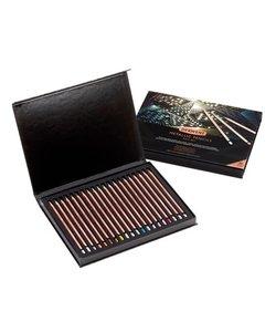 Derwent Metallic pencil gift set 20 pcs