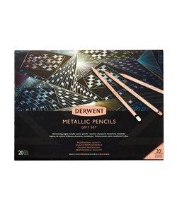 Derwent Metallic Potloden Gift Set 20st