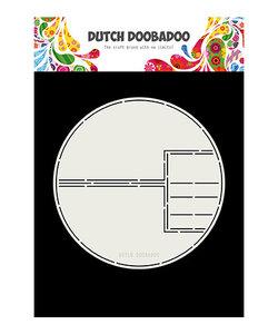 Dutch Doobadoo Card Art A4 Schommelkaart
