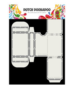 Dutch Doobadoo Box art Speelkaarten A4