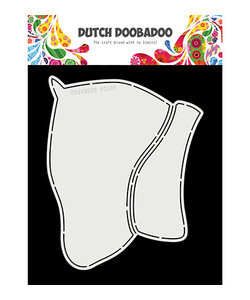 Dutch Doobadoo Card Art A5 Zak van Sinterklaas