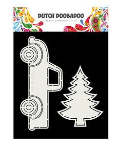 Dutch Doobadoo Card Art A5 Auto en  Boom