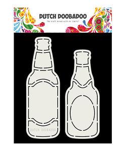 Dutch Doobadoo Card Art A5 Bierflesjes