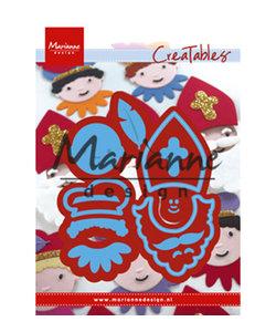 Marianne Design Creatable Sinterklaas & Piet