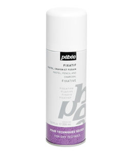 Pebeo Fixative 200 ml.