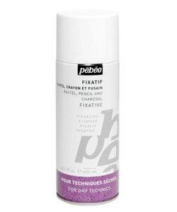 Pebeo Fixative Pastel Spray 400ml