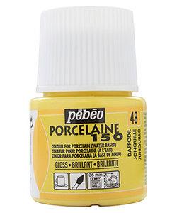 Pebeo Porcelaine 150 Porseleinverf 45ml Daffodil nr. 48
