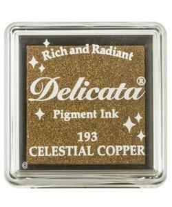 Delicata Inkpad Mini Celestial Copper